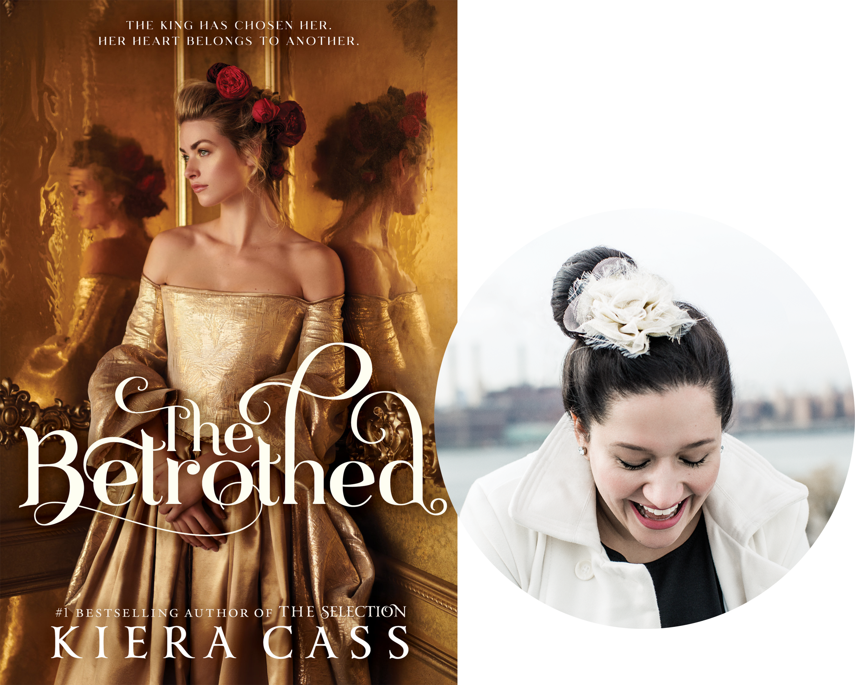Kiera Cass Announces New Book: The Betrothed
