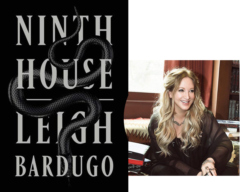 Leigh Bardugo-Ninth House