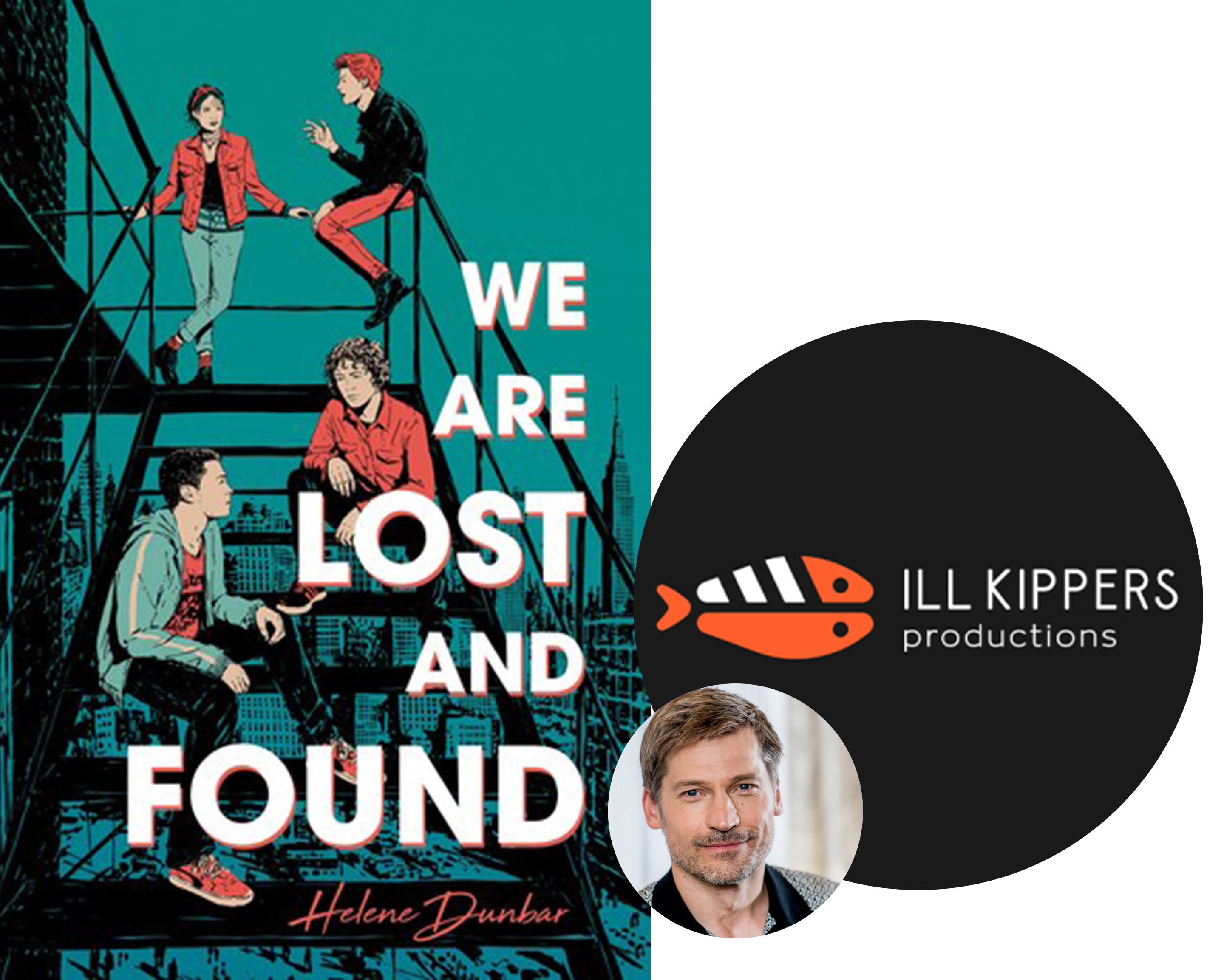 We Are Lost And Found Adapted by Jamie Lannister