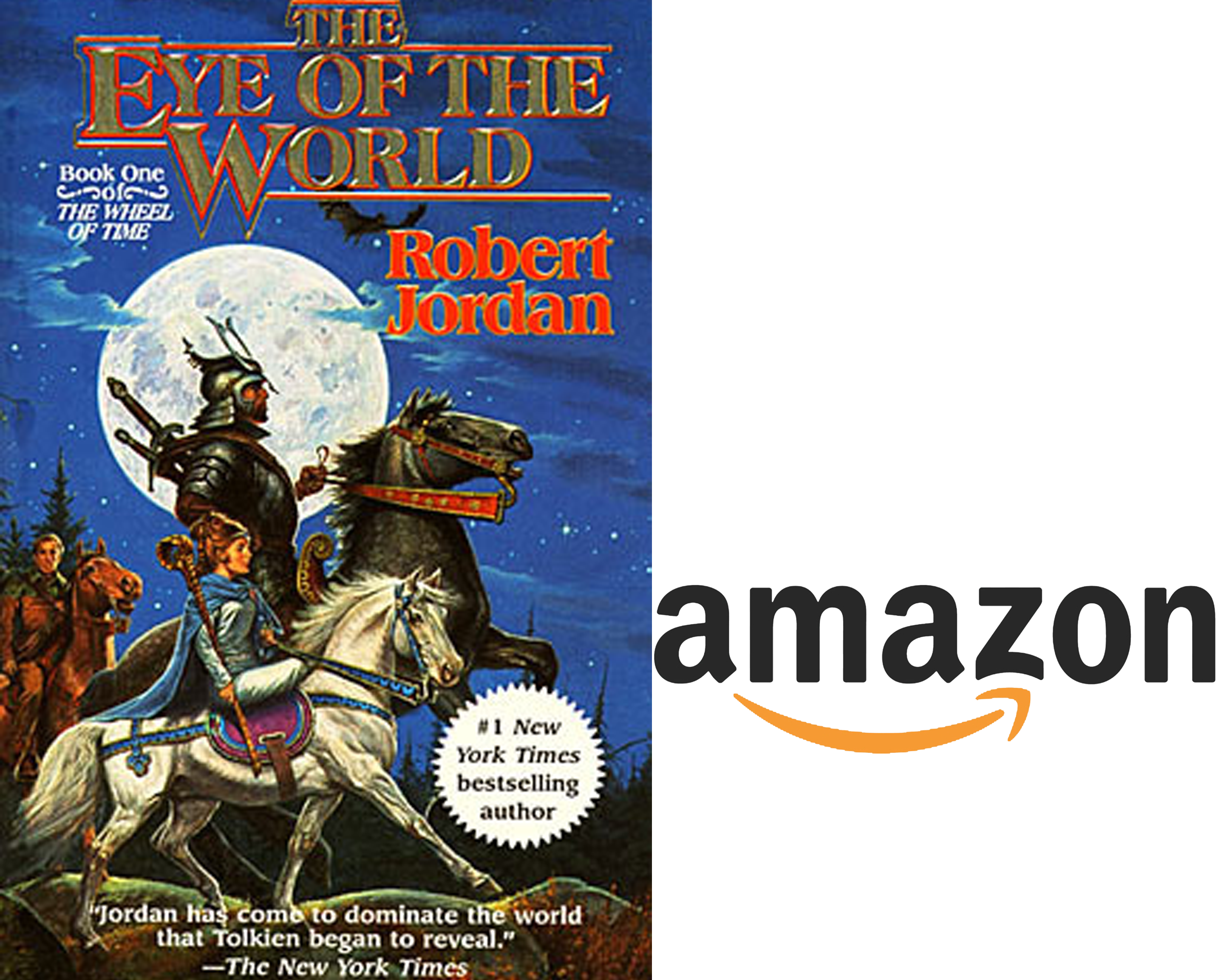 Wheel of Time on Amazon